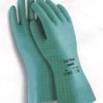 Ansell Edmont Sol-Vex 37-176 Reusable Nitrile Gloves