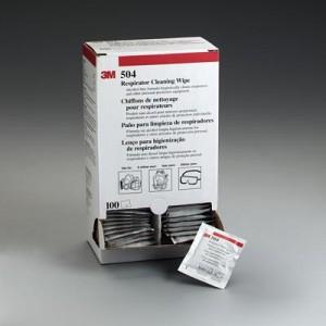 3M 504 Respiratory wipe pad