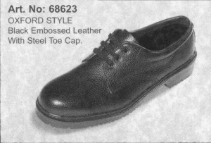 Sekaicho 68623 Low Cut Safety Shoes