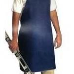 Denim Apron Blue / Denim Sleeves
