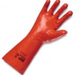 Ansell Edmont PVA gloves
