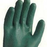 Ansell Sol-Knit Reinforced Nitrile Gloves